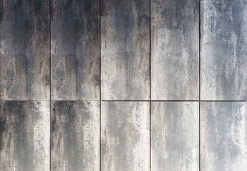 Papel de parede Metal Wall