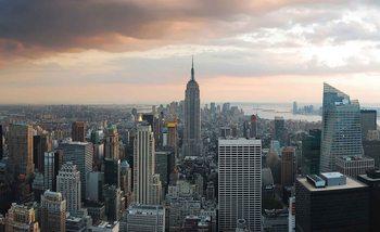 Papel de parede New York City Empire State Building