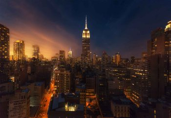 Papel de parede Nyc Empire State Building