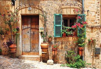 Papel de parede Old Street View
