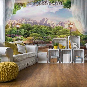 Papel de parede Paradise Nature View