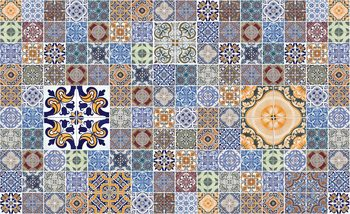 Papel de parede Pattern Abstract Vintage