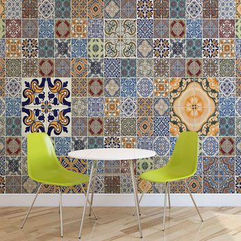 Papel de parede  Pattern Abstract Vintage