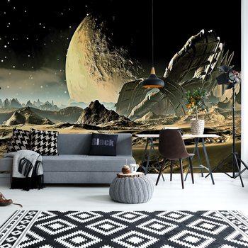 Papel de parede  Planets Galaxy Outer Space
