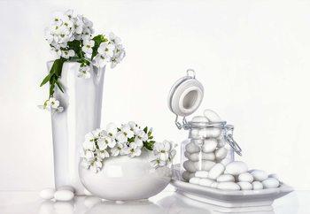 Papel de parede Porcelain