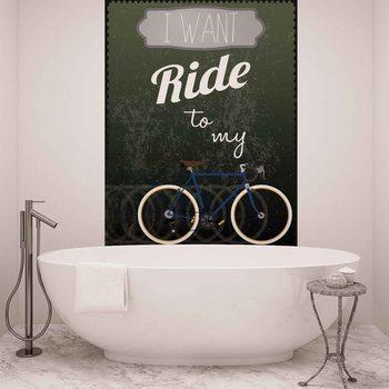Papel de parede Racing Bicycle