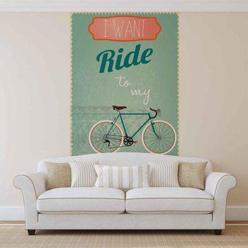 Papel de parede  Racing Bicycle Retro