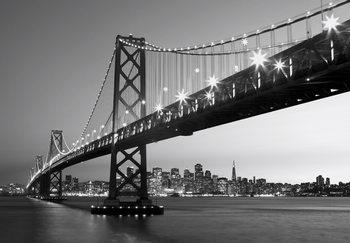 Decoração de parede SAN FRANCISCO - skyline