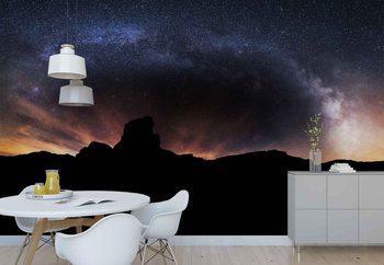 Papel de parede  Silhouette Sky