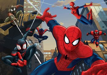 Papel de parede  Spiderman Marvel