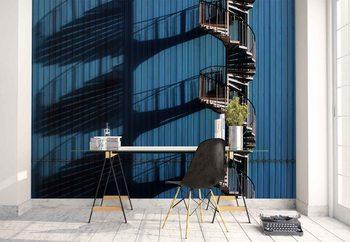 Papel de parede  Spiral Staircase And Shadows