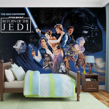 Papel de parede  Star Wars Return Of The Jedi
