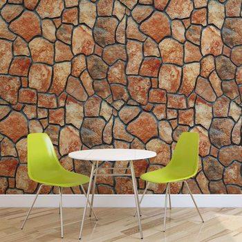 Papel de parede Stone Wall