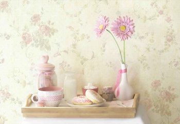 Papel de parede Sweet Vintage