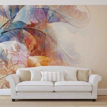 Papel de parede Sztuka abstrakcyjna
