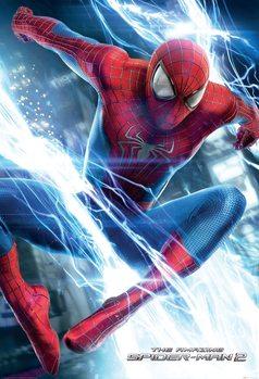 Decoração de parede The Amazing Spiderman 2 - Leap