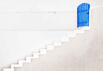 Papel de parede The Blue Gate
