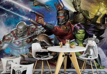 Papel de parede  The Guardians of the Galaxy (10909)