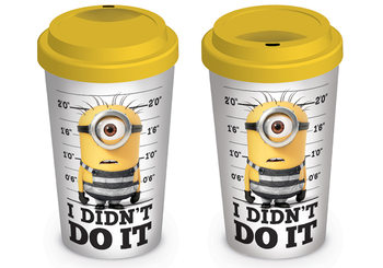 Travel Mug Despicable Me 3 - I Didn't Do It