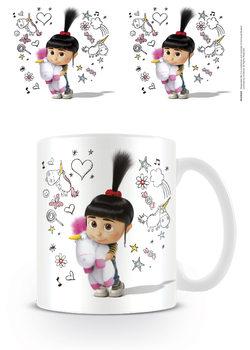 Mug Despicable Me 3 - Unicorn Doodle