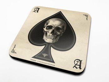 Ace of Spades Dessous de Verre