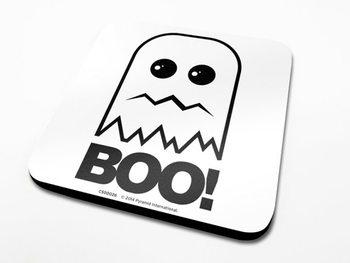 Boo!  Dessous de Verre