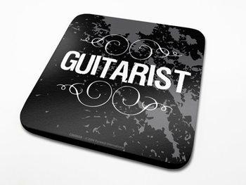 Guitarist Dessous de Verre