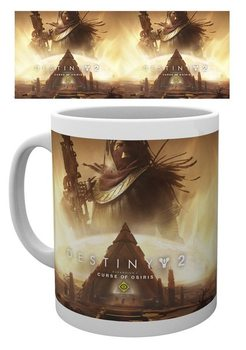Mug Destiny 2 - Curse Of Osiris