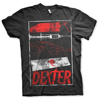 T-shirts Dexter - Signs