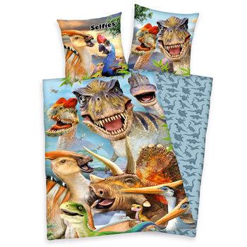 Bed sheets Dinosaur - Selfies