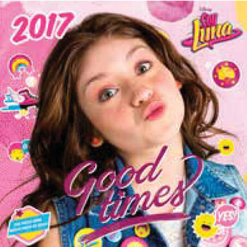 Calendar 2021 Disney: Soy Luna