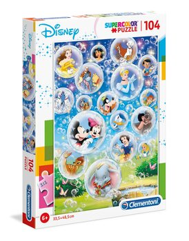 Palapeli Disney - Standard Characters