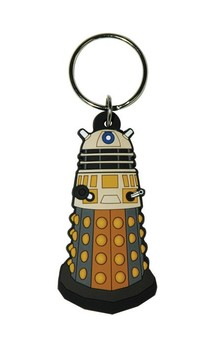 DOCTOR WHO - dalek front Porte-clés