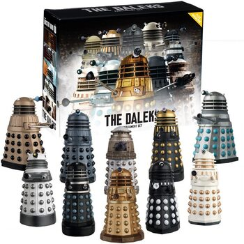 Figurine Doctor Who - Parliament Dalek Set