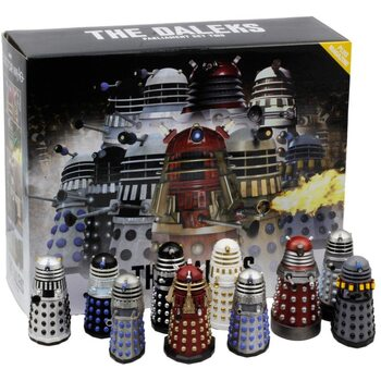 Figura Doctor Who - Parliament Dalek Set