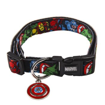 Dog collar Marvel