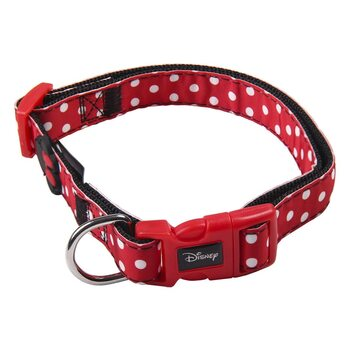Dog collar Minnie Mouse