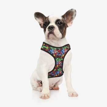 Dog harness Marvel