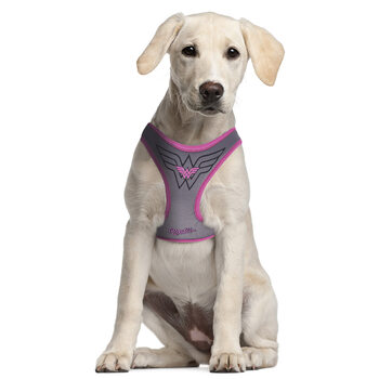 Dog harness Wonder Woman