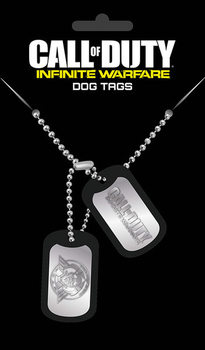 Dog tag Call Of Duty: Infinite Warefare - Logo