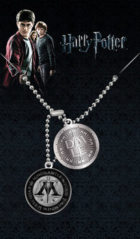 Dog tag Harry Potter - Ministry Of Magic Pendant