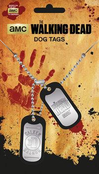 Dog tag The Walking Dead - Walker Hunter