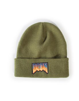Cap Doom Eternal - Logo Beanie