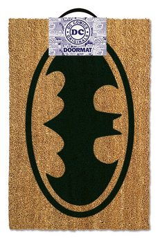 Doormat Batman - Logo