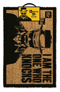 Doormat  Breaking Bad - I Am The One Who Knocks