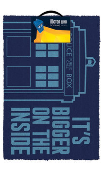 Doormat  Doctor Who - Tardis