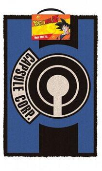 Doormat Dragon Ball Z - Capsule Corp
