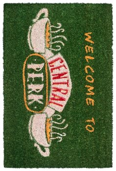 Doormat Friends - Central Perk