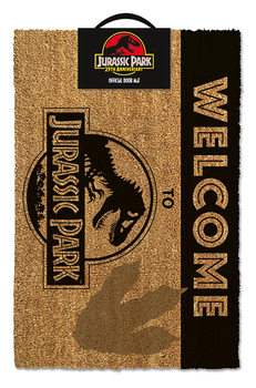 Doormat  Jurassic Park - Welcome