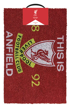 Doormat Liverpool FC - This Is Anfield